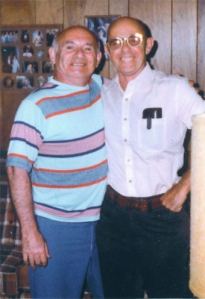 Frank Friedman & Jack Bunt: Two great dads. We miss you.