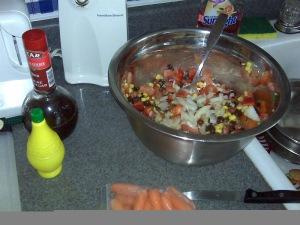 I am a culinary prodigy.
