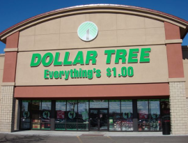 Dollar store and cancer.